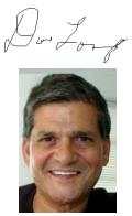 Dave's signature